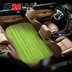 Only® Car Mobile Cushion Bed Bedroom Inflation Travel Thicker Mattress Back Seat Extended Mattress (Green) Only http://www.amazon.com/dp/B00NAVO58Y/ref=cm_sw_r_pi_dp_vfv4ub0JMP9EJ
