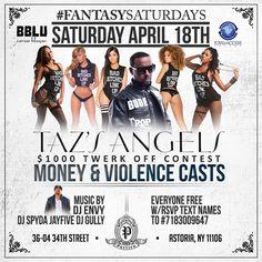 Fantasy Saturdays @ Purlieu Saturday April 18, 2015 « Bomb Parties – Club Events and Parties – NYC Nightlife Promotions