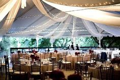 Свадьба в шатре. Декор