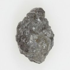 Natural Rough Silver Color 1.48 TCW Loose Diamond