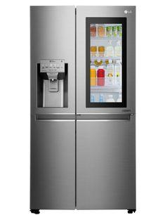 Lg Gsk6676sc Instaview Pas Cher Black Friday Boulanger Refrigerateur Americain Ventes Pas Cher Com Refrigerateur Americain Refrigerateur Americain Lg Refrigerateur