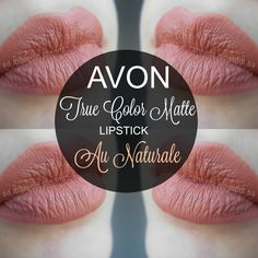 mela-e-cannella: Avon True Color Matte Lipstick - Au Naturale