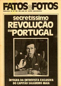 Salgueiro Maia. Entrevista em 1974 a revista  brasileira