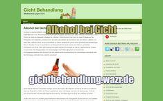 Alkohol bei Gicht - Lebensmittel / Ernährung Diabetes, High Blood Pressure, Education, Foods