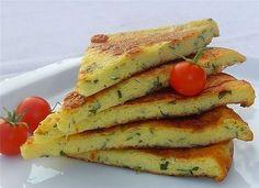 Сырная лепешка на сковороде без теста – Омутнинские Вести+