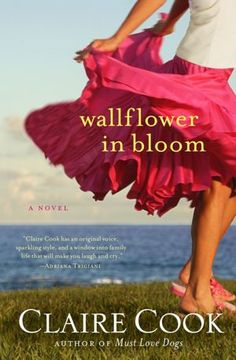 """The new season of Dancing with the Stars made me remember this novel by the always awesome Claire Cook - it's about a shy """"wallflower"""" that winds up competing on the show.  A fun and inspiring read!"""