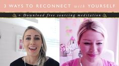 3 Ways You Can Reconnect With Yourself