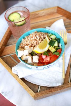 greek bowl recipe, h