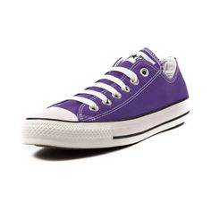 """""""Electric purple"""" All Star Chuck Taylors. I think i found the bride and grooms shoes!! =)"""