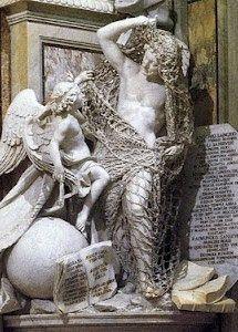"""""""Release From Deception"""" -- -- Francesco Queirolo -- Capella San Severo, Naples Giuseppe Sanmartino, Kingdom Of Naples, Gian Lorenzo Bernini, Social Art, Michelangelo, Bronze Sculpture, Rococo, Art World, Art Boards"""
