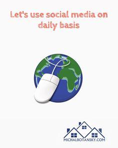 🇬🇧documenting our work and our hobbies,thats creating  own story. Maybe that story inspires a man who will change the world. #thatsreal http://sk.michalbotansky.com/vedia-za-nas-pracovat/ 🇸🇰Pravidelne dokumentovanie našej práce a koníčkov, vytvára náš vlastný on-line príbeh. Možno ten náš príbeh, inšpiruje človeka, ktorý zmení svet. #skutočnosť  http://sk.michalbotansky.com/vedia-za-nas-pracovat/