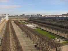 Palais Royale, Paris (north court)