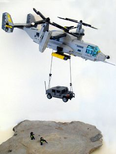 Humvee Payload