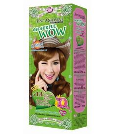 Just Modern Colourful Wow Hair Color Permanent Cream Dye Brown Caramel Gold J13. ** Check this awesome product by going to the link at the image.