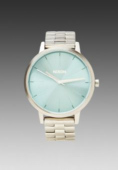 Nixon The Kensington in Peppermint
