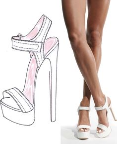 3225f82c87c4 47 Best FROM SKETCH TO SHOE images in 2019