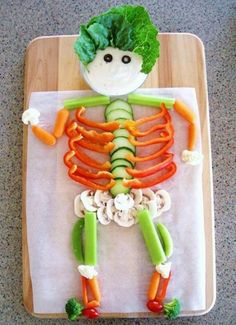 You have to take a photo quick before this edible type of art gets consumed!