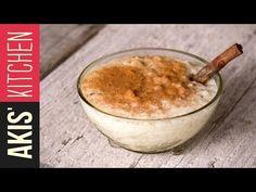 Rice Pudding | Akis Kitchen - YouTube