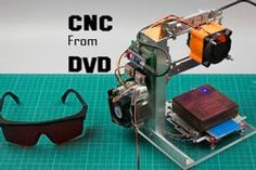 Picture of Arduino CNC Laser Enrgaver From DVD Drive