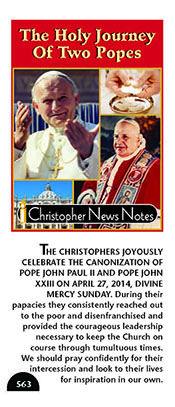 The Holy Journey of Two Popes: John XXIII and John Paul II
