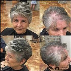 Beautiful Pixie Cuts for Older Women 2019 Beautiful Pixie Cuts for Older Women Short haircut is an important element that makes your life easier, saving you lots of time in your daily life. Mom Hairstyles, Haircuts For Fine Hair, Short Pixie Haircuts, Hairstyles Over 50, Older Women Hairstyles, Layered Hairstyles, Pinterest Hairstyles, Anime Hairstyles, Princess Hairstyles