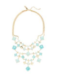 Allegra Bib Necklace by Kendra Scott Jewelry at Gilt