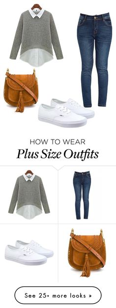 """Untitled #1"" by nooraulianavisa on Polyvore featuring Chloé and Vans"
