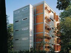Wohn- und Bürohaus in Kassel | DETAIL Inspiration