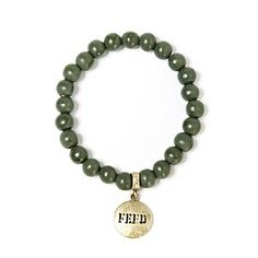 FEED 5 bracelet. Provides 5 school meals. #SolveHunger