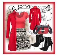 """""""Romwe 10"""" by dinka1-749 ❤ liked on Polyvore featuring WALL, Alexander McQueen and PIOGG"""