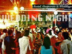 """Social, Corporate & Weddings by Fernando Salazar """" El ambiente que unifica el estilo con la fiesta"""""""