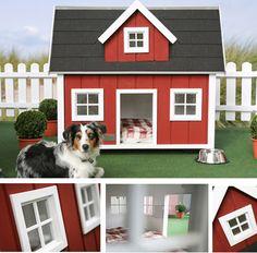 Farm Dog House