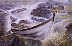 Dulwich Picture Gallery is holding a major Eric Ravilious retrospective, featuring more than 100 watercolours, in what promises to be the biggest showcase of the artist's work ever staged in London. The exhibition runs from 1 April - 31 August 2015.