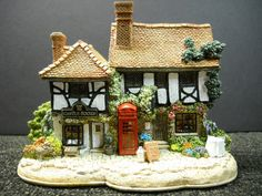 Lilliput Lane Ring FOR Service 2006 Anniversary Cottage NIB Deeds L2921   eBay