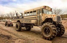 What do you think about this beastGreat for driving through some zombies New Trucks, Custom Trucks, Range Rover, Mopar, Bugatti, Hot Rods, Subaru, Mazda, Bug Out Vehicle