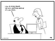 Business Cartoons - Meetings