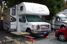 Learn how to level and stabilize your RV before you head on the road! RVing has its tricks good tips can make the outdoor vacation an even better one!