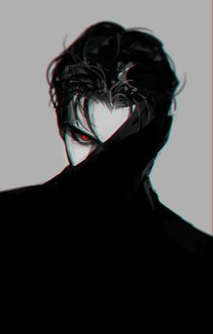 Cool Anime Guys, Handsome Anime Guys, Dark Anime Guys, Anime Art Girl, Manga Art, Fantasy Character Design, Character Art, Aesthetic Art, Aesthetic Anime