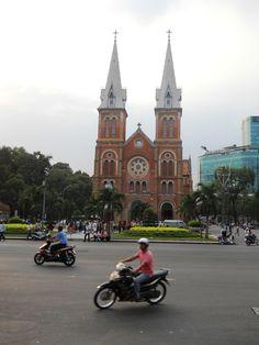 Ho Chi Minh City Cathedral