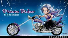 fairy riders motorcycle   Fairy Riders Fantasy Art Motorcycle Collection
