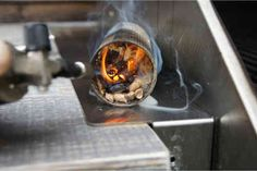 Smoking Tube + Pellets BACK to SMOKE, Beutel á 1,25 kg Bbq, Rind, Smoking, Spare Ribs, Pork, Pouch, Easy Meals, Barbecue, Barrel Smoker