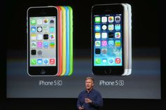 Apple Introduces Two New iPhone Models At Product Launch - In Photos: Apple Product Launch: iPhone 5s and 5c - Forbes