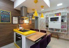 Inspiração Cozinha da Taciele Alcolea