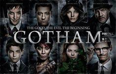 Gotham Series Premiere | FOX