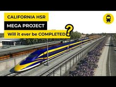 #Sustainability #Media #California #SWD #G2S Thankyou (Under 24Min Video) 🎯⚖️🌏💚♻️👍🤔🚄 High-Speed Rail Project: All You Should Know - YouTube California High Speed Rail, West Coast, Sustainability, Train, Entertaining, Education, Youtube, Projects, Log Projects