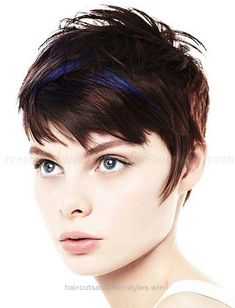 - Peinados y pelo 2017 para hombre y mujeres Pinterest Short Hairstyles, Short Hairstyles For Thick Hair, Short Pixie Haircuts, Pixie Hairstyles, Short Hair Cuts, Short Hair Styles, Pixie Cuts, Love Hair, Great Hair