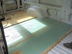 Camper Van Conversions DIY 40