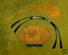 Fantastic Four by *DanielMead on deviantART