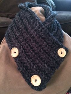 Cowl scarf (Picture Only)