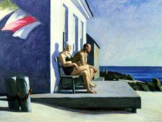 Edward Hopper, Sea Watchers